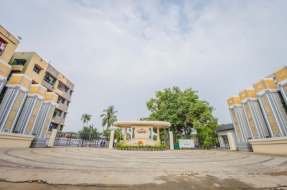 housing complex in Uttarpara