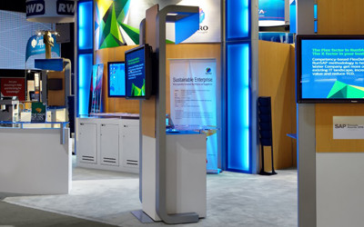 Best Practices for Trade Show Booth and Exhibit Graphic Design