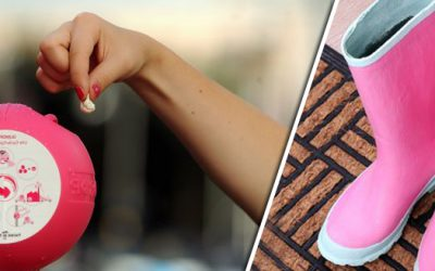 An Innovative Start-Up Partners with A Custom Compounder to Turn Waste Chewing Gums into Polymers!