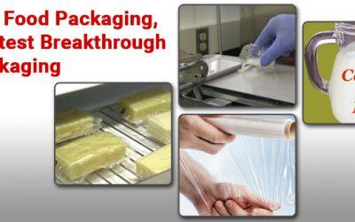 Edible Food Packaging, the Latest Breakthrough in Packaging