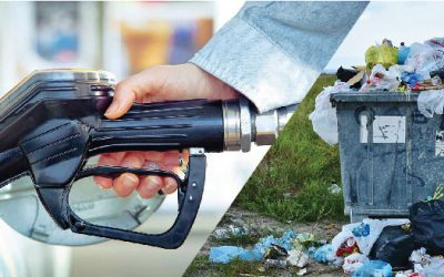 Plastic Waste to Be Converted to Diesel in Surat!