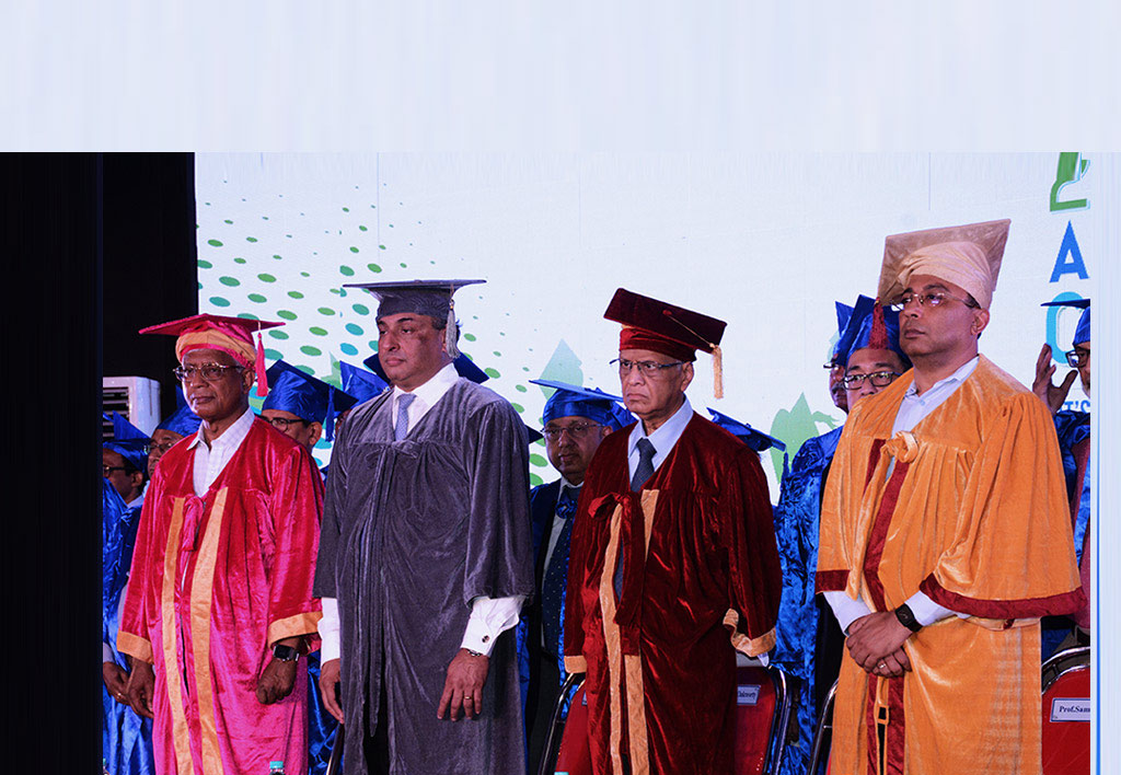 The 2nd Annual Convocation