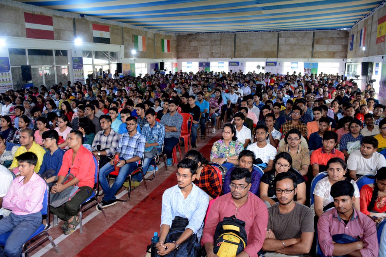 Adamas University Orientation Programme 2019