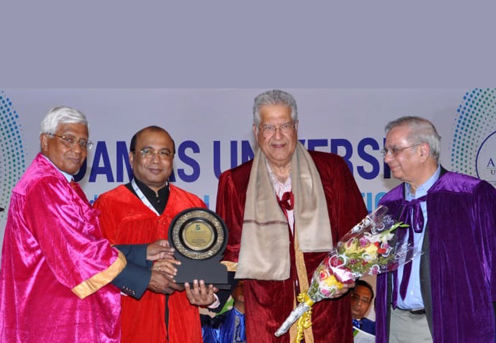 Adamas University 3rd Annual Convocation