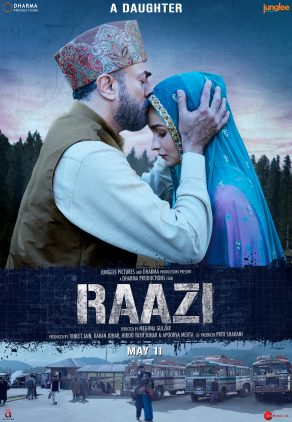 bollywood movie razi review