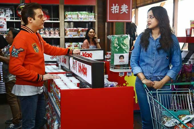 hindi movie review happy bhag jayegi