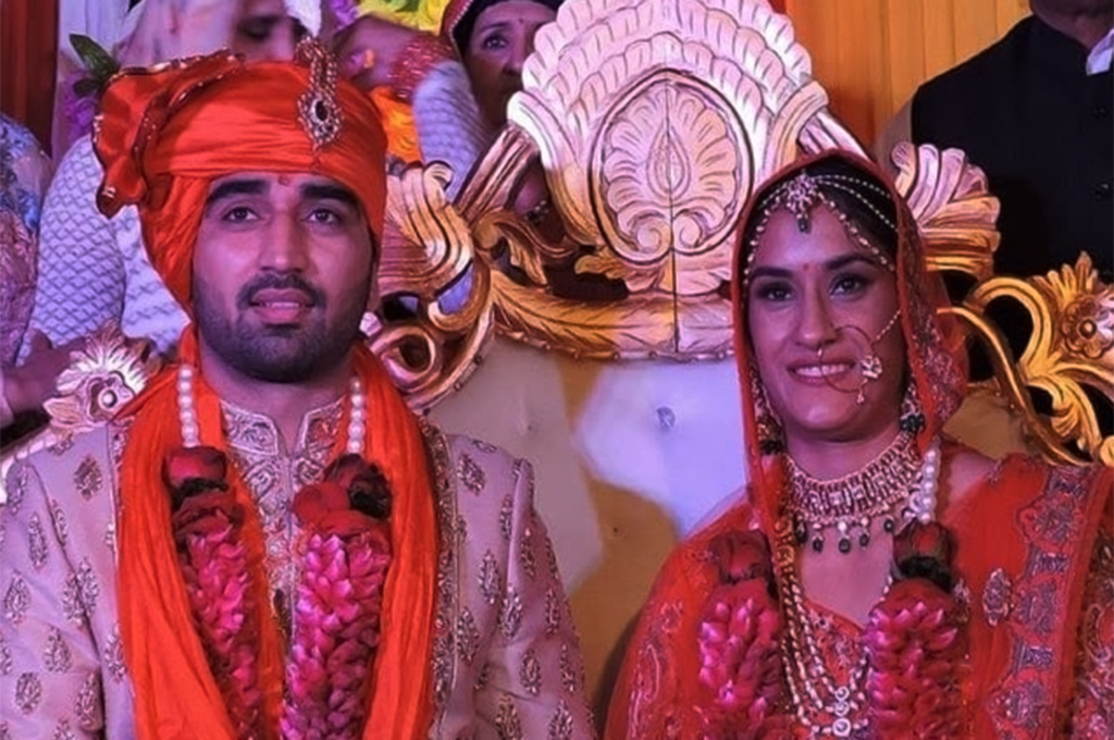vinesh phogat somveer marriage
