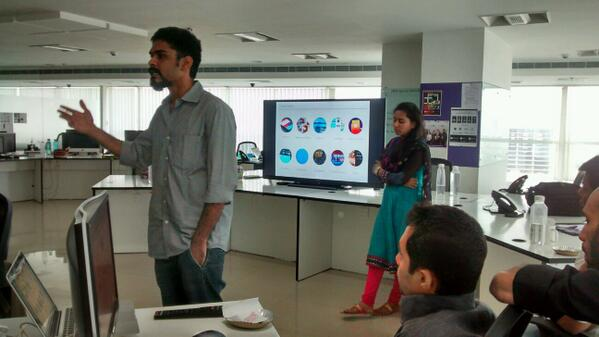Design Meetup at PurpleTalk