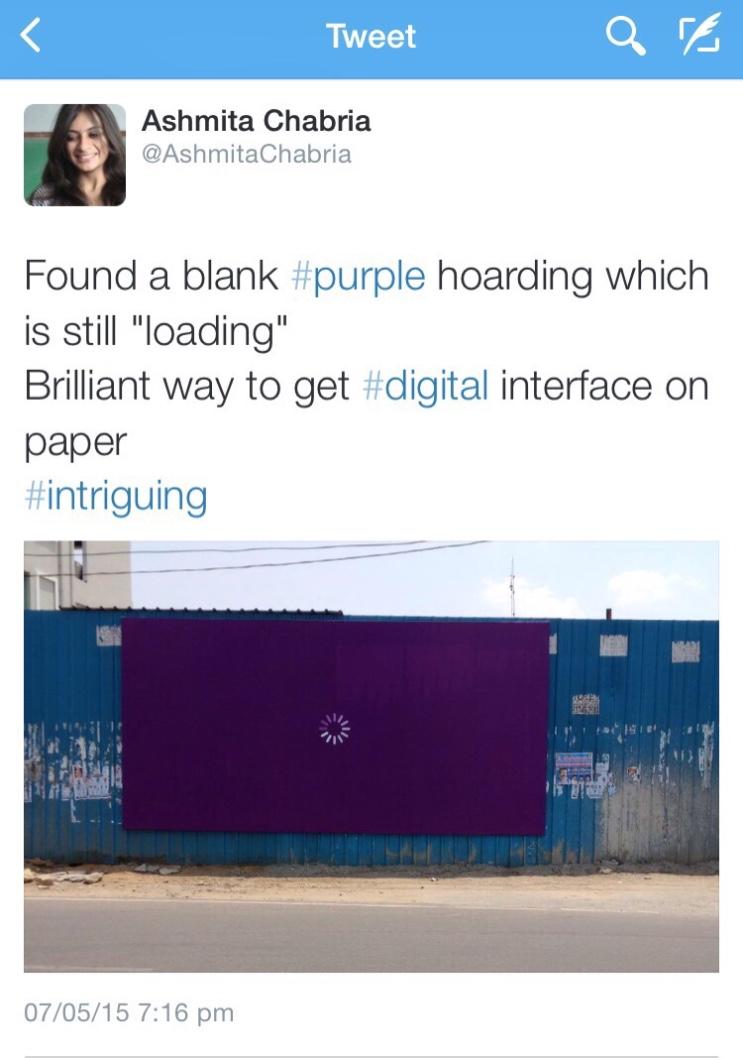 purpletalk ad