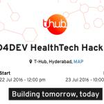 MED4DEV HealthTech Hackathon
