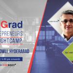 Workshop at T-Hub – by UpGrad