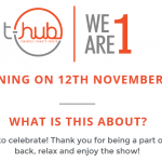 T-Hub turns 1: The celebrations begin