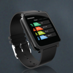 Hug Innovations: World's first Gesture Control Smartwatch
