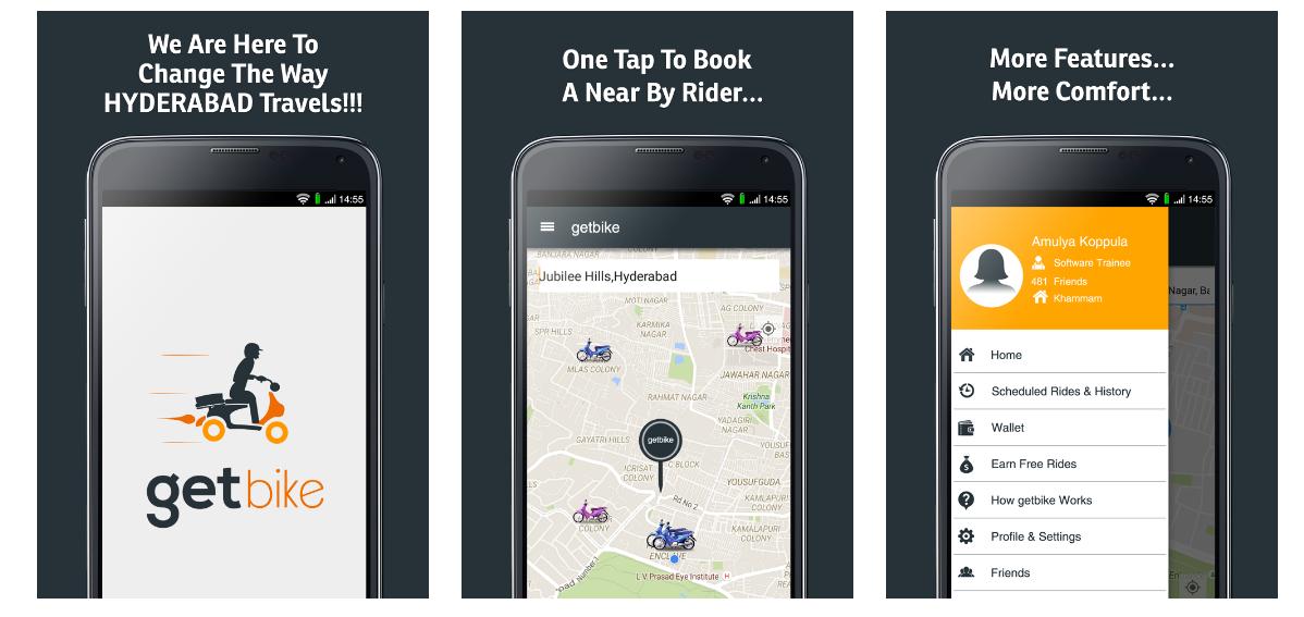 getbike app