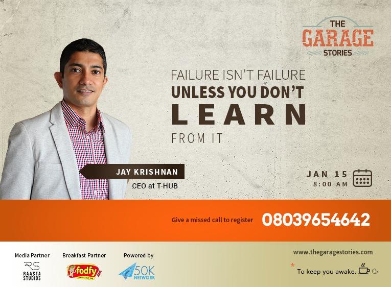 Jay Krishnan CEO THUB