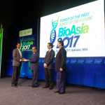 Onward Health selected among Top 5 startups at BioAsia 2017