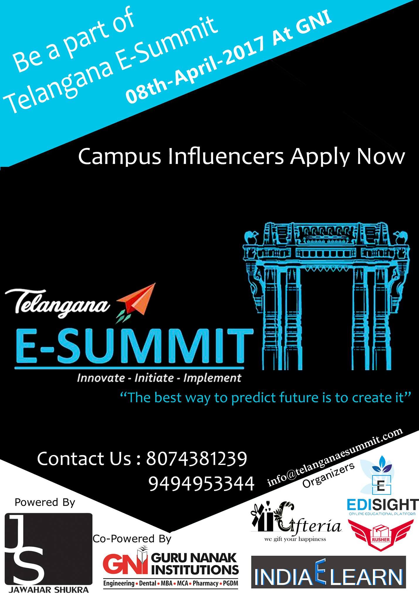 telangana-e-summit