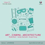 Art . Cinema . Architecture – Interactive talk at Jxtapose