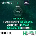 Startupp Challenge is a initiative NRI Startup India to build great global stories from India