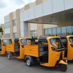Gayam Motors Partnered with Govt of AP deploys GMW's Smart and Electric Vehicles for Waste Disposal