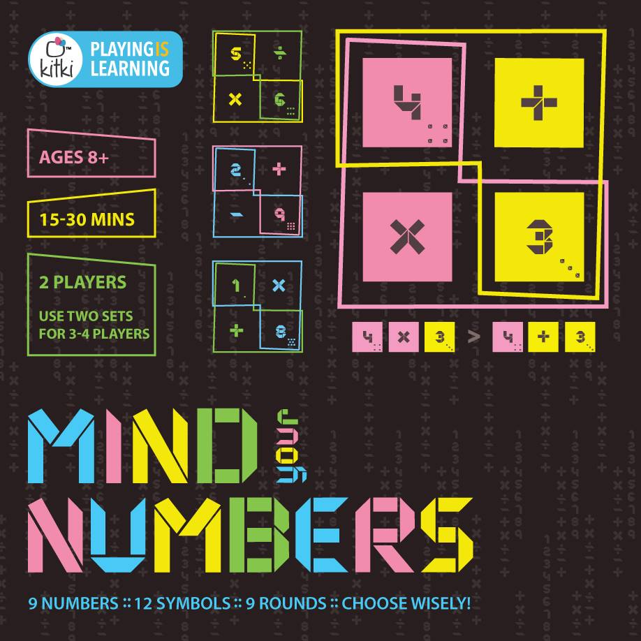 Mind Your Numbers from Kitki