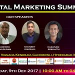 Hyderabad is all set to host the 5th Annual Digital Marketing Summit