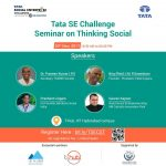 Thinking Social : A seminar powered by Tata Social Enterprise Challenge at THUB-Hyderabad- Hurry up!!