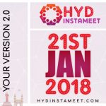 ANNOUNCING HYDINSTAMEET 2.0 – CONNECT SHARE INSPIRE
