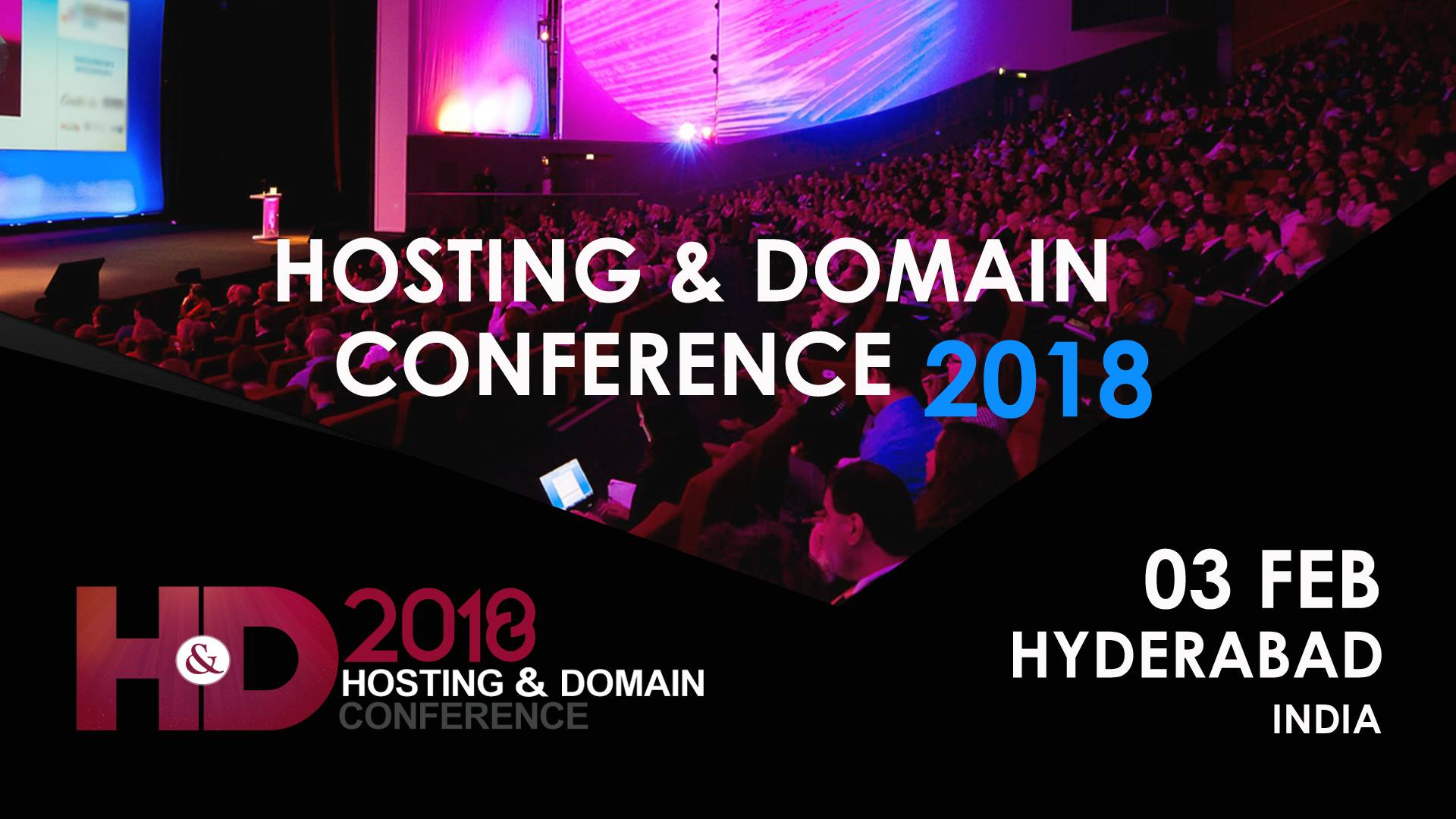 hosting and domain conference