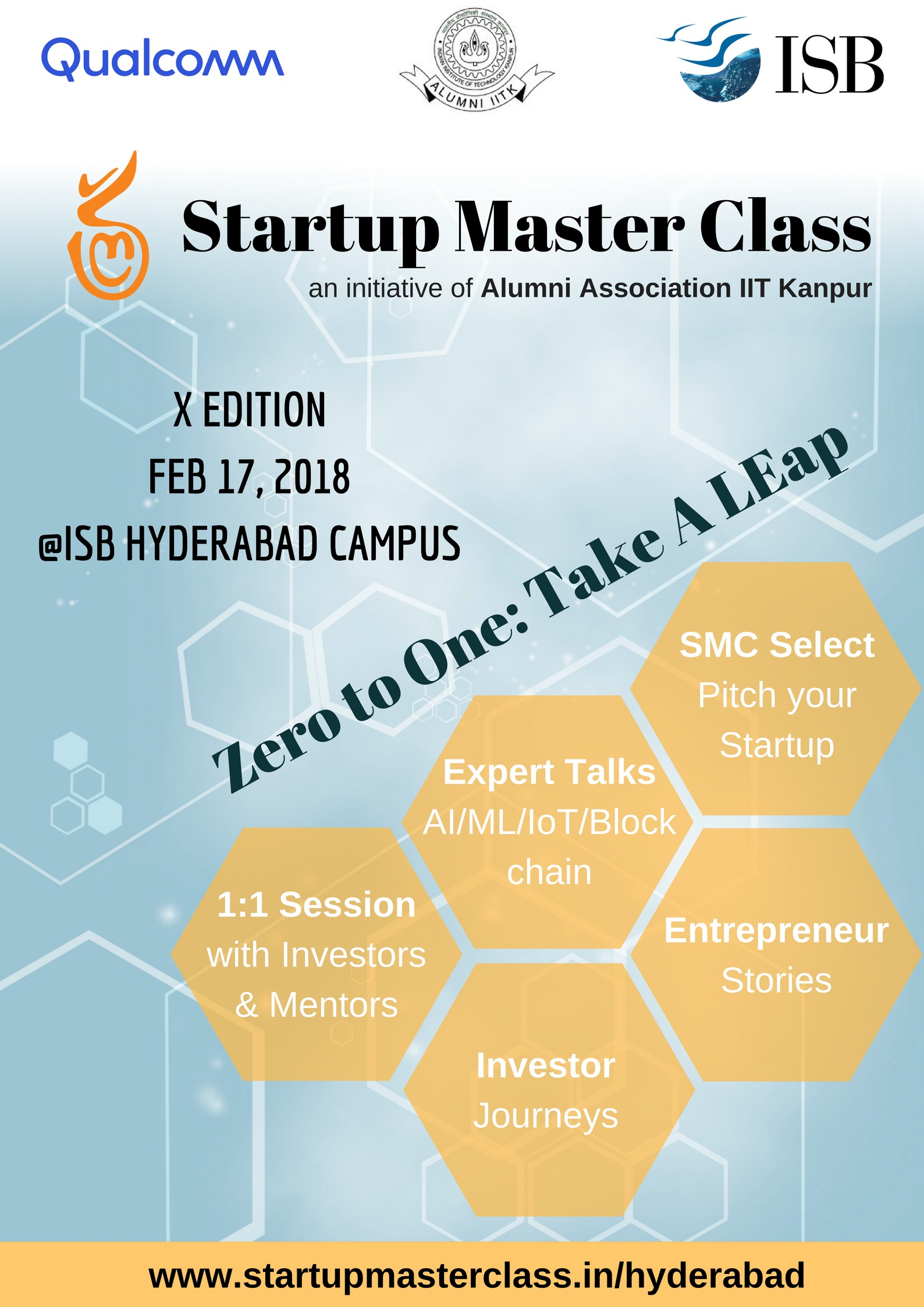 startup master class