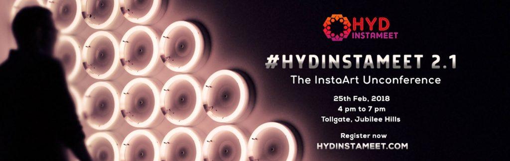 Hyderabad Instagram meetup