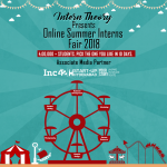 Hire Interns for free in 10 days via InternTheory's Online Summer Fair ☺ !