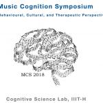 Music Cognition Symposium at IIIT-Hyderabad