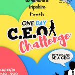 One Day CEO Challenge by    E-Cell, NIEC!