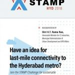 Launch of STAMP for sustainable mobility in Hyderabad