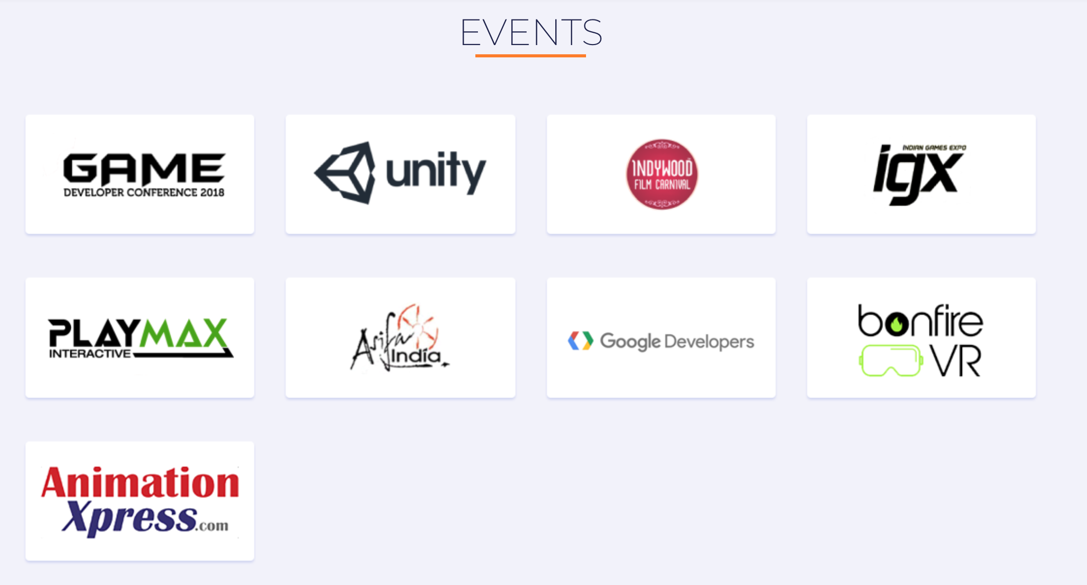 Events at IndiaJoy