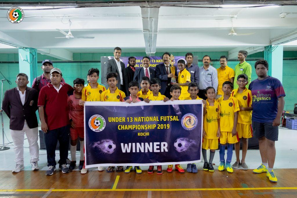 Telangana Futsal