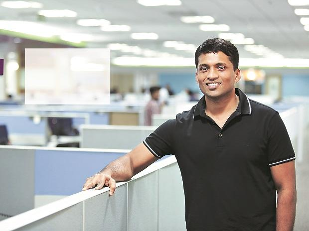 Byju Raveendran, Founder and CEO, Byju's