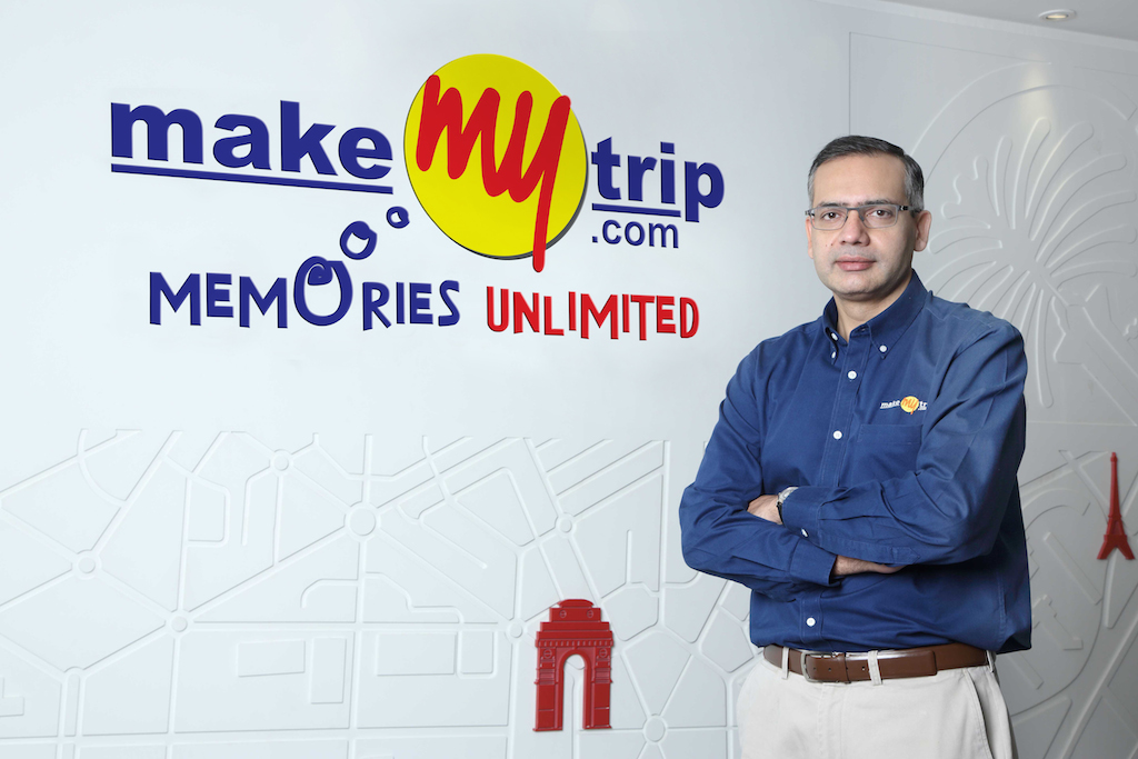 Deep Kalra, MAkeMyTrip