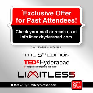 TEDx Hyderabad 2019