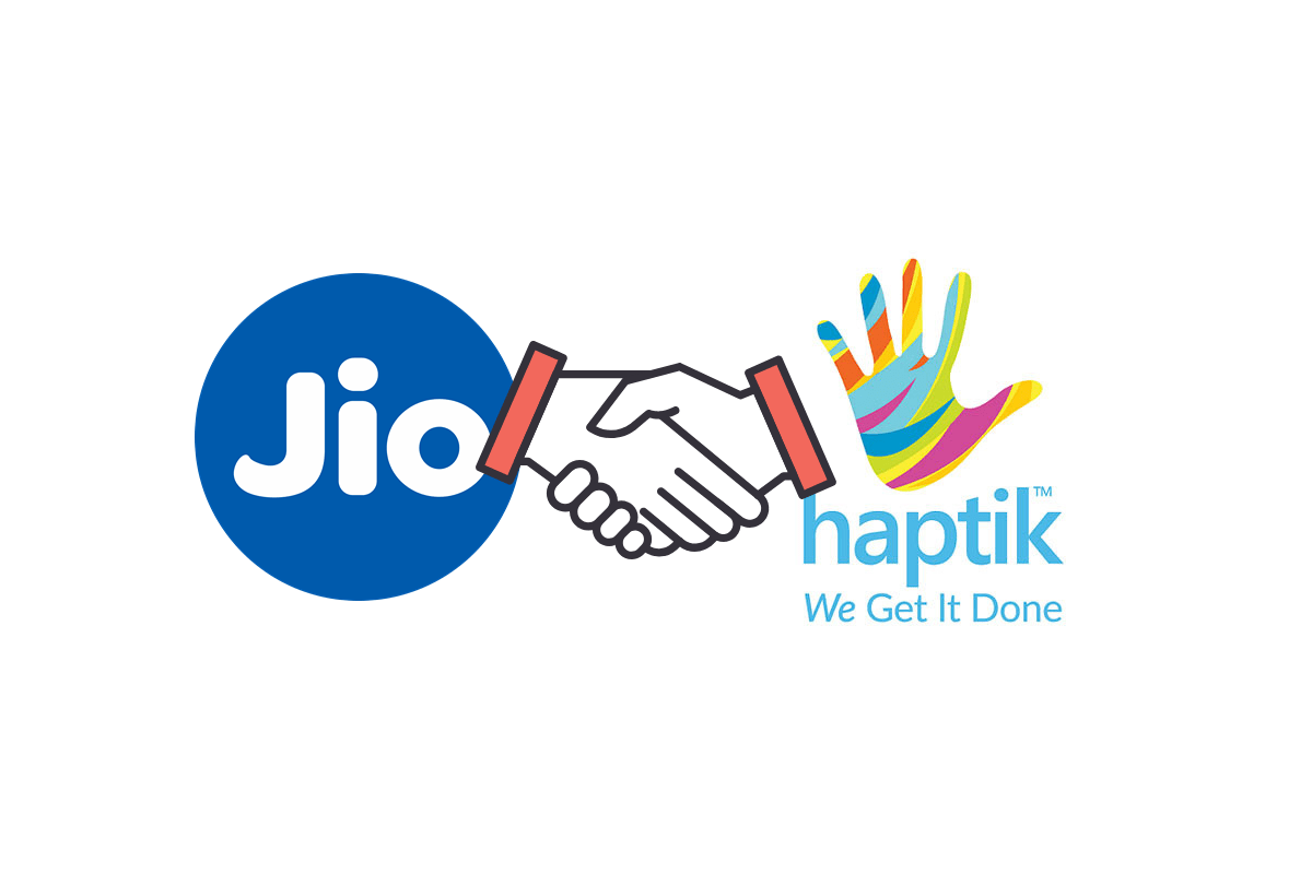 Reliance Jio Acquires Haptik