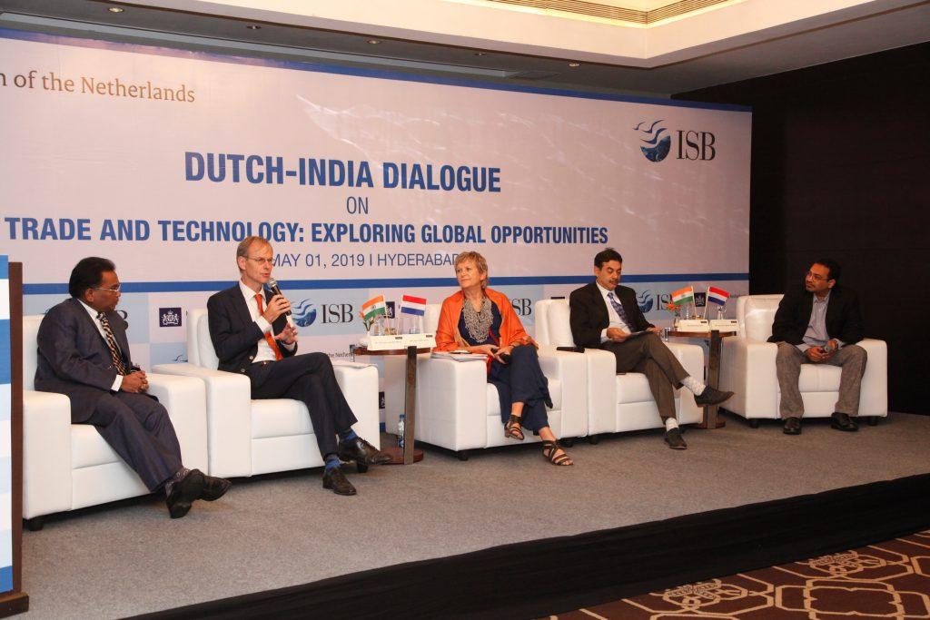 Dutch India Dialogue Panel Discussion