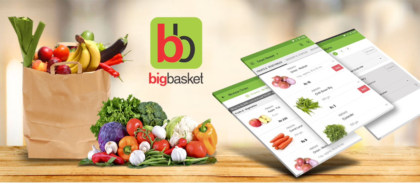Grocery startup BigBasket becomes India's newest unicorn