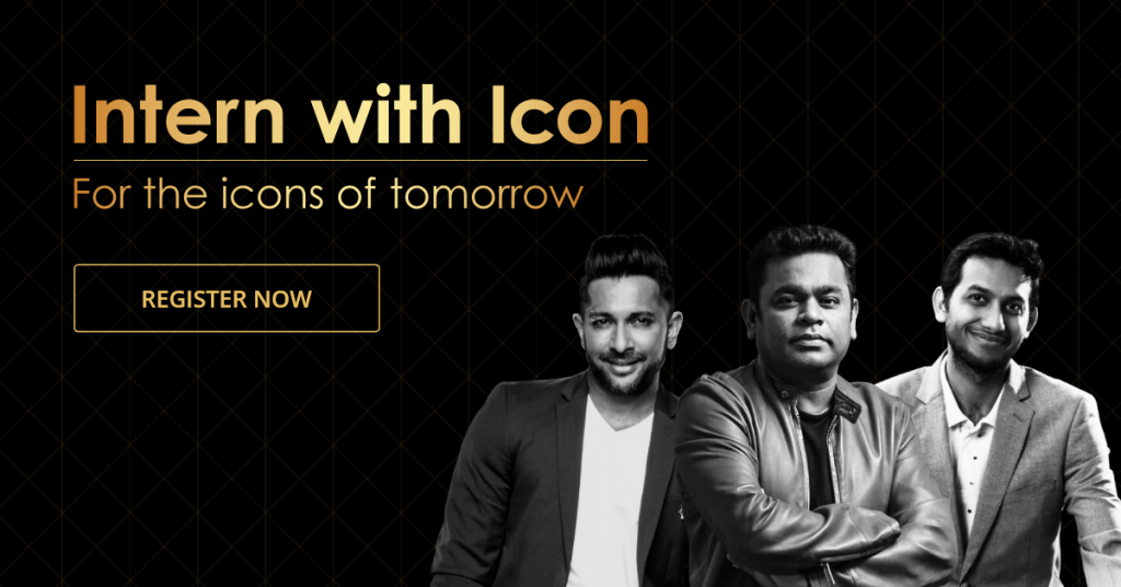 Intern with Icon