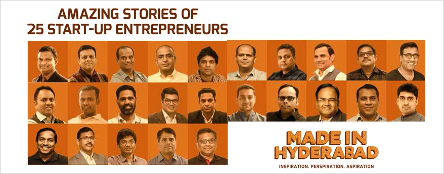 Amazing 25 StartUP Entrepreneurs