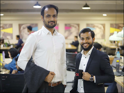 Founders of Crypto Startup CoinDCX