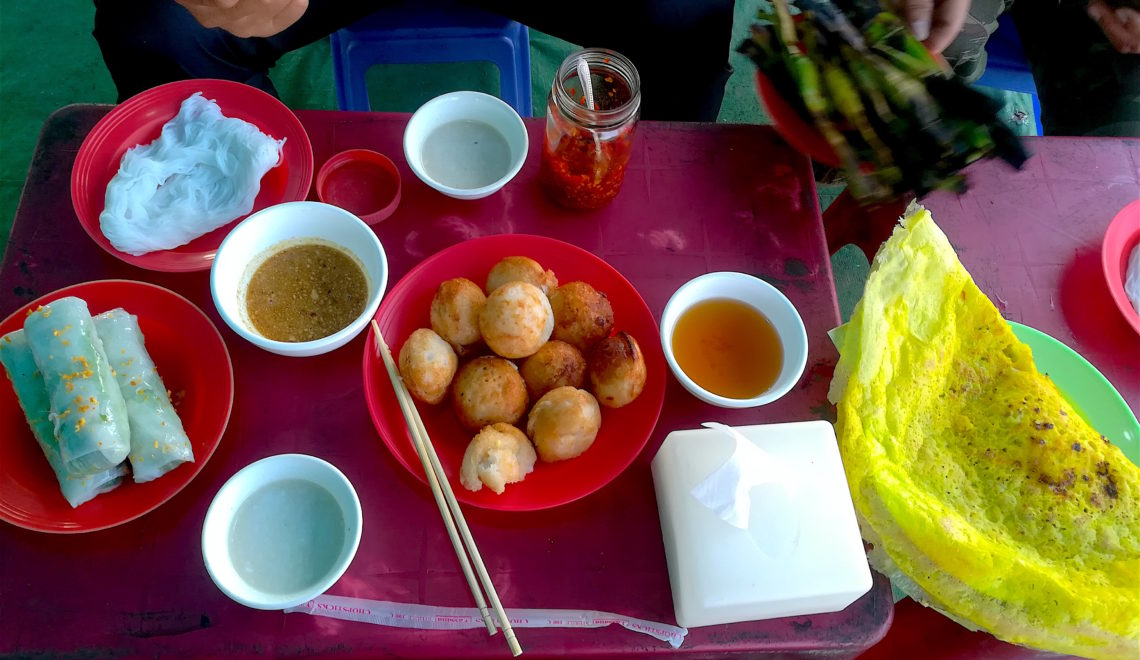 A Spoonful of Saigon, a Cup Full of Siem Reap