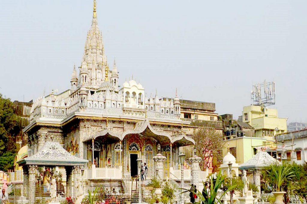 JAIN GLASS TEMPLE