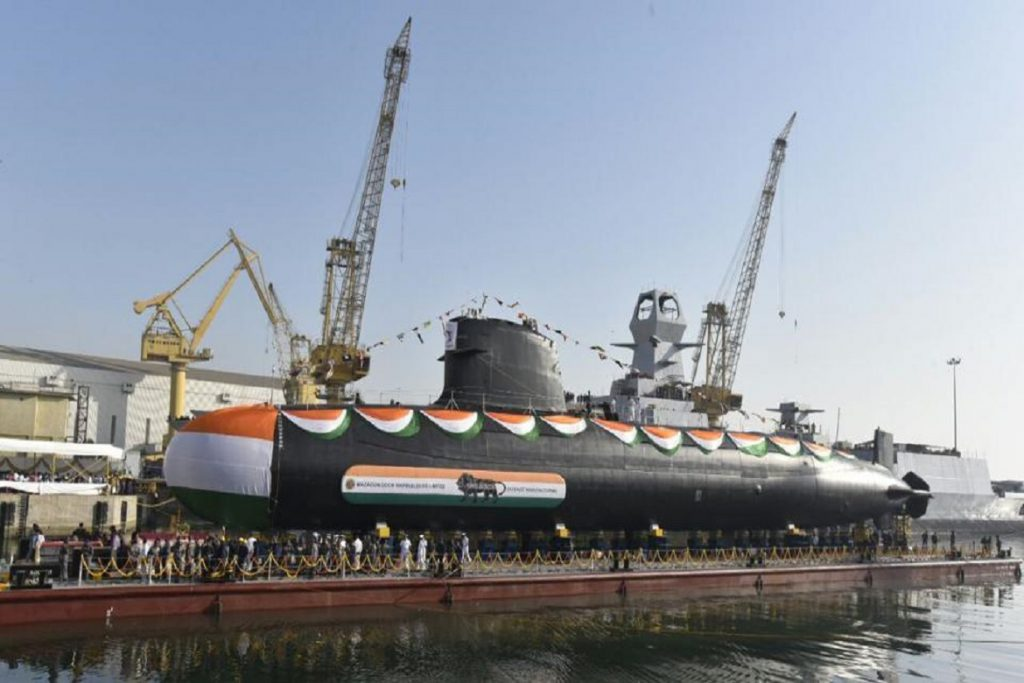 ins khanderi submarine