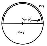 calculate center of mass